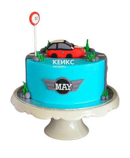 Торт машина 6