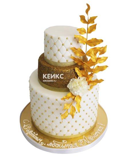 Торт на юбилей 25 лет 2