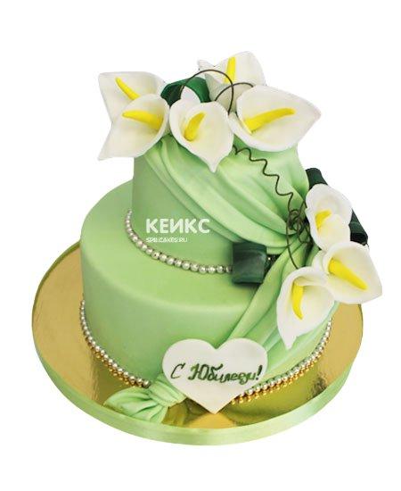 Торт на юбилей 25 лет 3