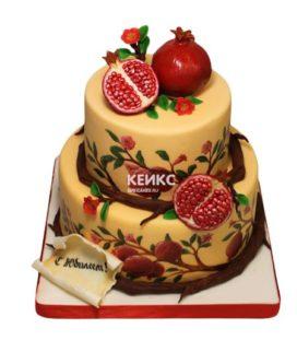 Торт на юбилей 30 лет 1