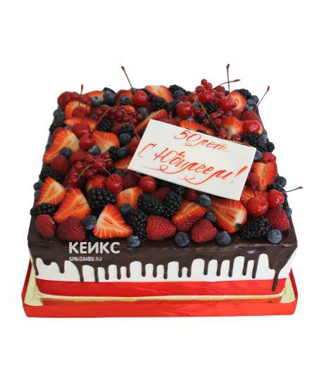 Торт на юбилей 35 лет