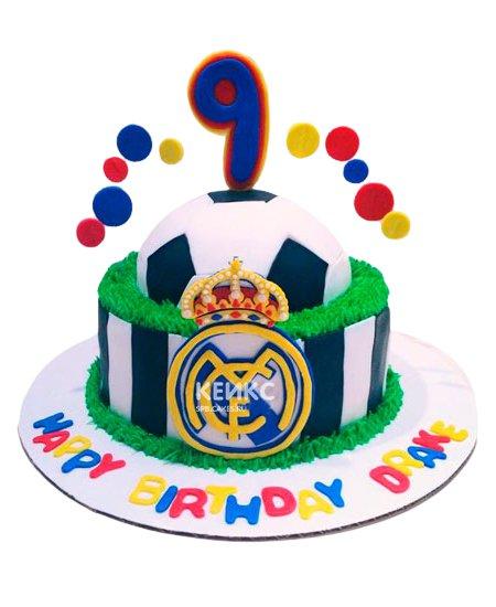 Торт Реал Мадрид 1