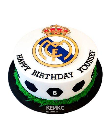 Торт Реал Мадрид 2