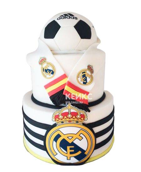 Торт Реал Мадрид 3