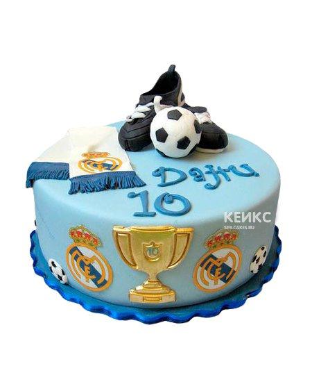 Торт Реал Мадрид 4