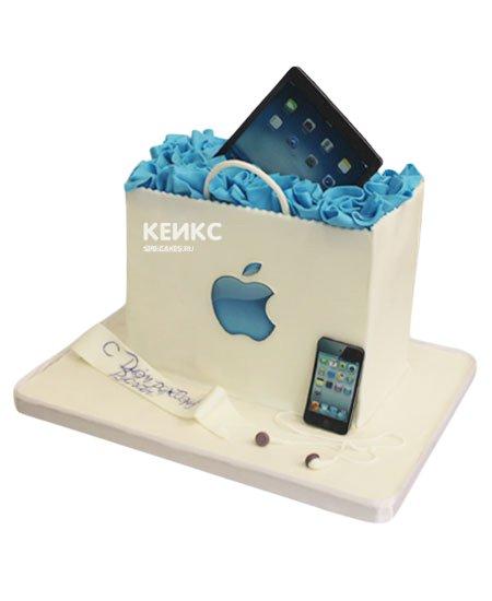 Торт айфон 7 5