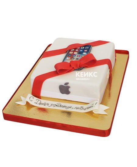 Торт айфон 7 6