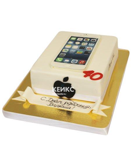 Торт айфон 7 8