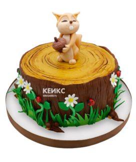 Торт белка 6