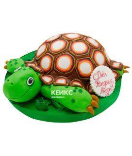 Торт черепаха 12