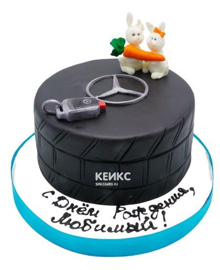 Торт мерседес 12