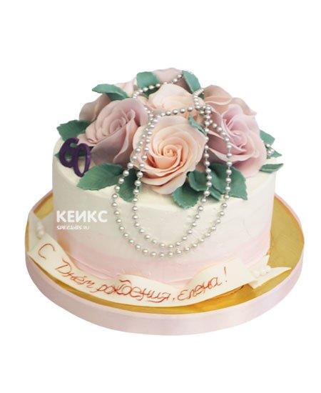 Торт на юбилей 30 лет 2