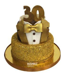 Торт на юбилей 30 лет 4