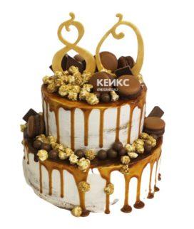 Торт на юбилей 45 лет 2