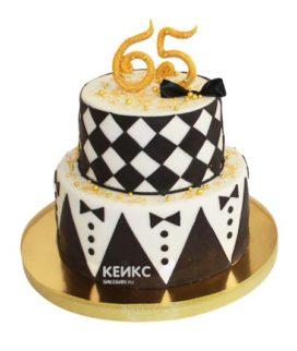 Торт на юбилей 45 лет