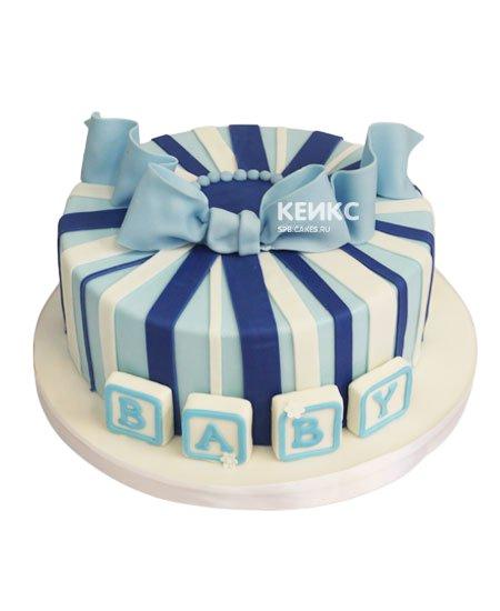 Торт на выписку для мальчика 13