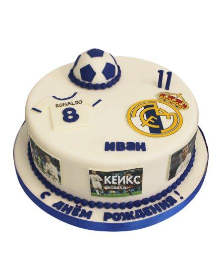 Торт Реал Мадрид 5