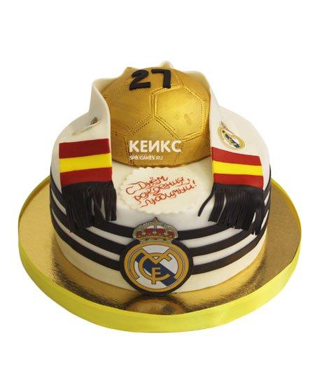 Торт Реал Мадрид 6