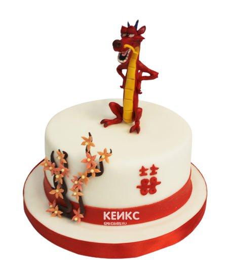 Торт в китайском стиле 10