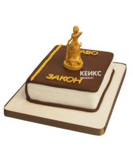 Торт для адвоката 5