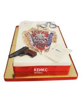 Торт для полицейского 2
