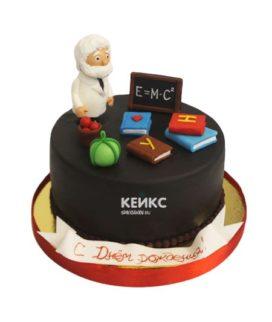 Торт для учителя физики 7