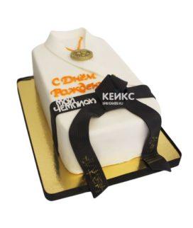 Торт дзюдо 14