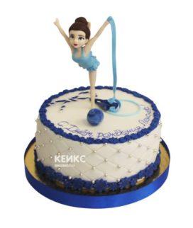 Торт гимнастика 11