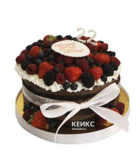 Торт голый 30