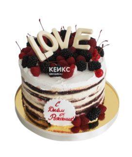 Торт голый 31