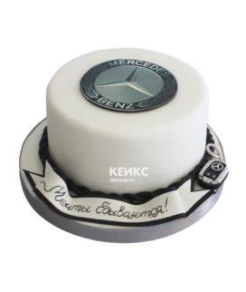Торт мерседес 13