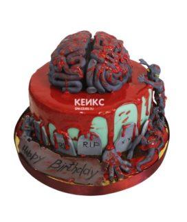 Торт мозги 10