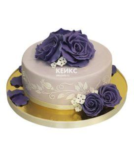 Торт на день рождения недорогой 9