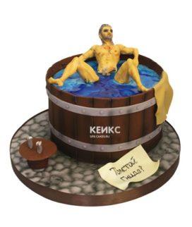 Торт прикольный для мужчины 10