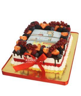 Торт прикольный для мужчины 11