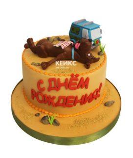 Торт прикольный для мужчины 8