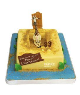 Торт прикольный для мужчины 9