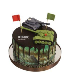 Торт танк 8