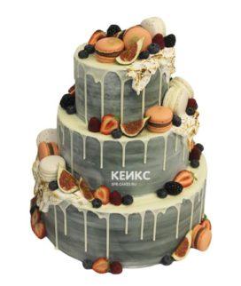 Свадебный торт эксклюзивный 11