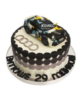 Торт ауди 11