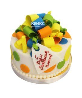 Торт детский недорогой 9