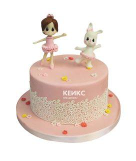 Торт для танцовщицы 17