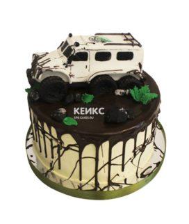 Торт джип 7