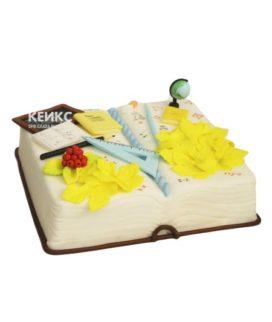 Торт на 1 сентября 13