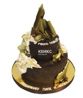 Торт на юбилей мужчине 35 лет 9