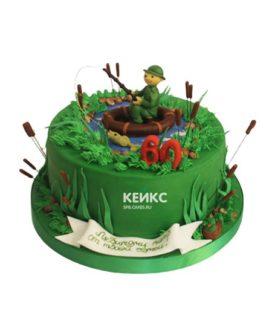 Торт на юбилей мужчине 60 лет 13
