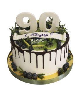 Торт на юбилей мужчине 70 лет 6