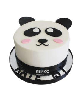 Торт панда 10