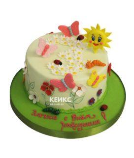 Торт поляна 17